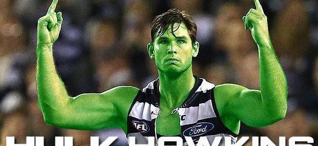 Tom 'Hulk' Hawkins